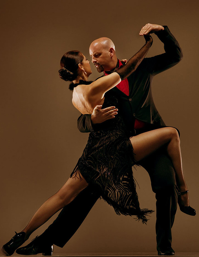 Christy Cote Tango Argentine